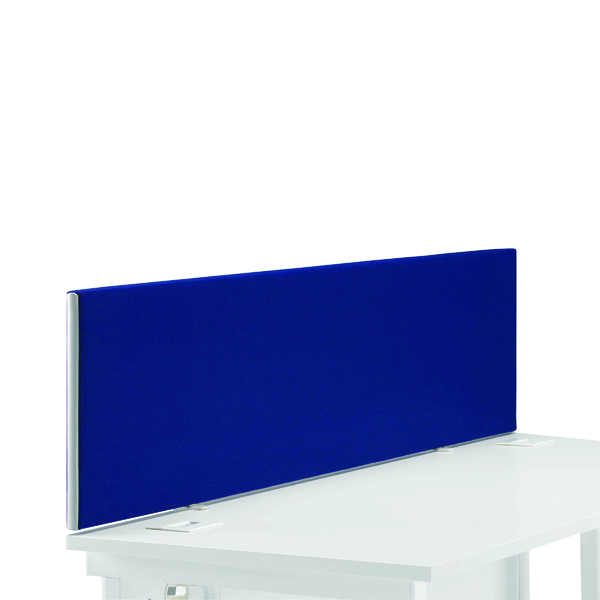 First Desk Mounted Screen H400 x W1400 Special Blue