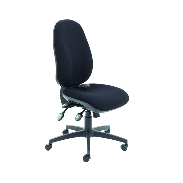 Cappela Black Ergo Maxi Chairs (Suitable for up to 8 hours)