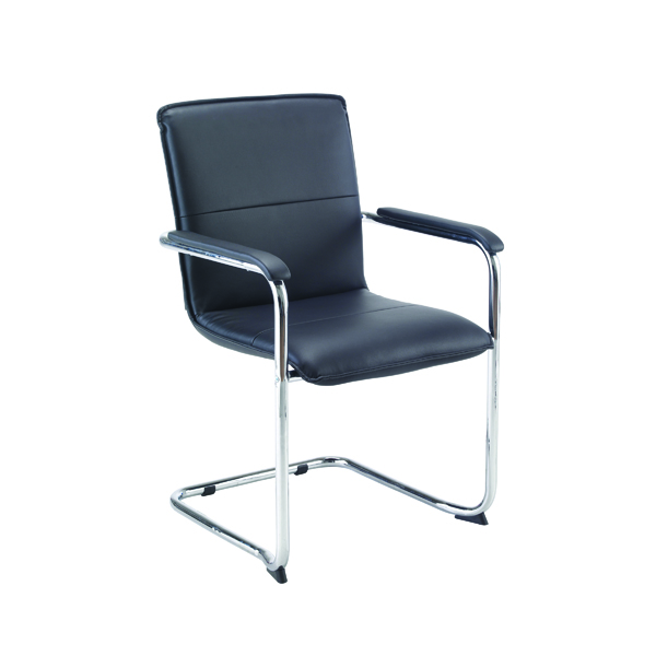 Arista Stratus Tuscany Executive Leather Look Chairs (Pack of 2)