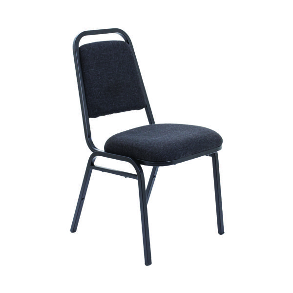 Arista Banqueting Chair Charcoal