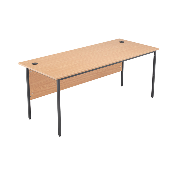 Jemini Oak 1786mm Single Desk