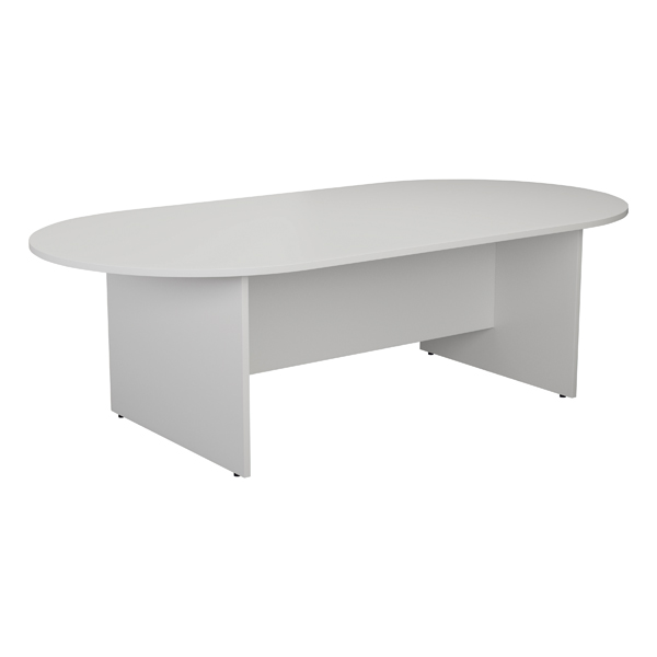 Jemini White 1800mm Meeting Table