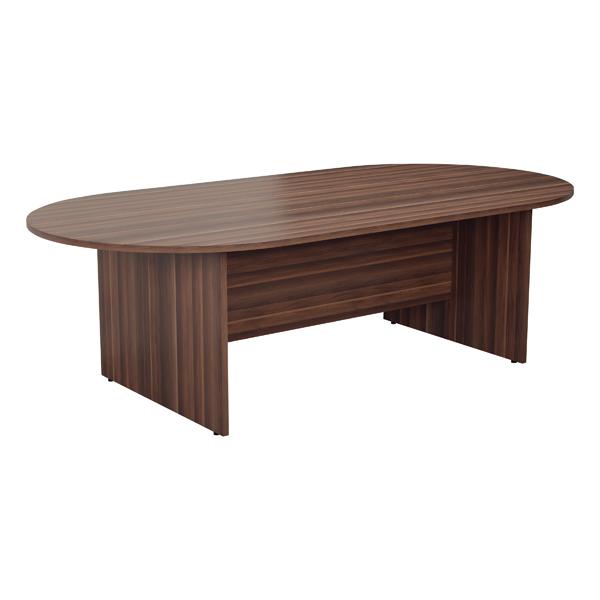 Jemini Walnut 1800mm Meeting Table