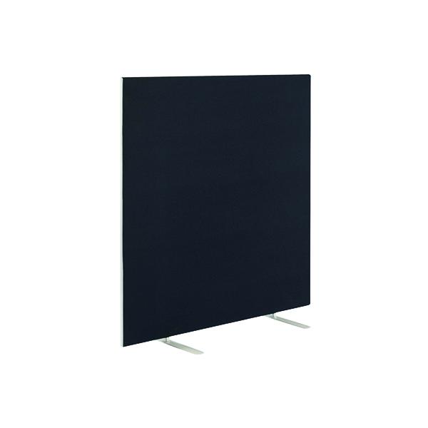 Jemini Black 1600x1200mm Floor Standing Screen