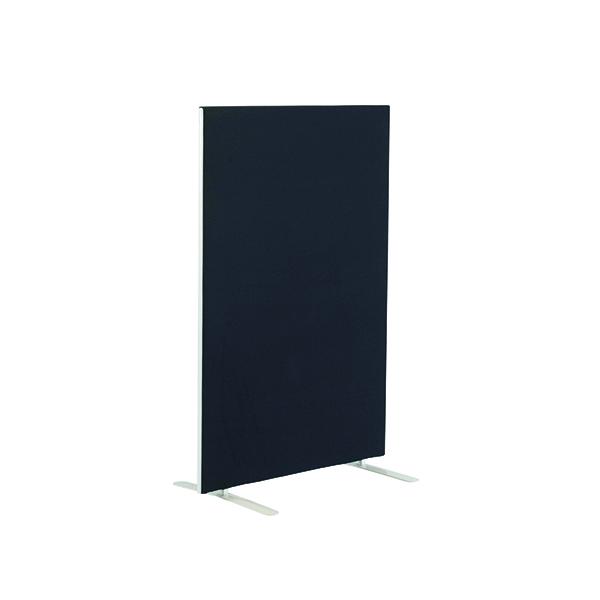 Jemini Black 1200x1600mm Floor Standing Screen