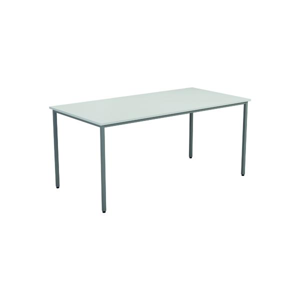 Jemini White Multipurpose Rectangular Table W1200mm