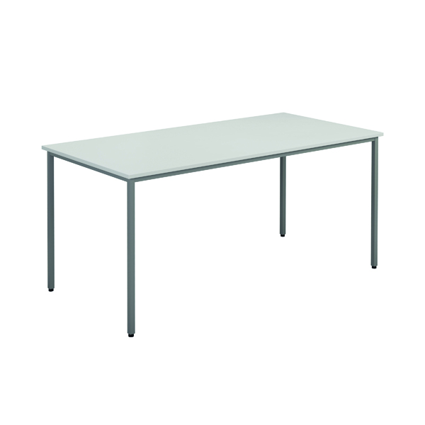 Jemini White Multipurpose Rectangular Table W1600mm