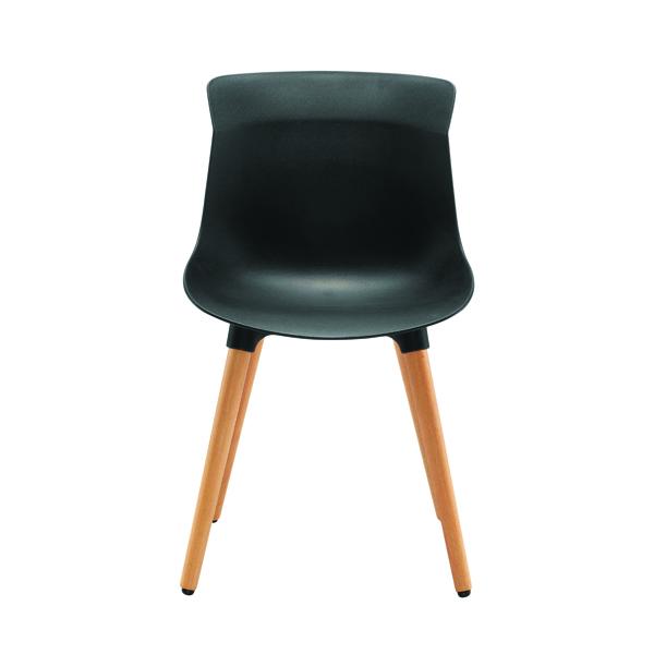 Jemini Black Nuovo Bistro Chair