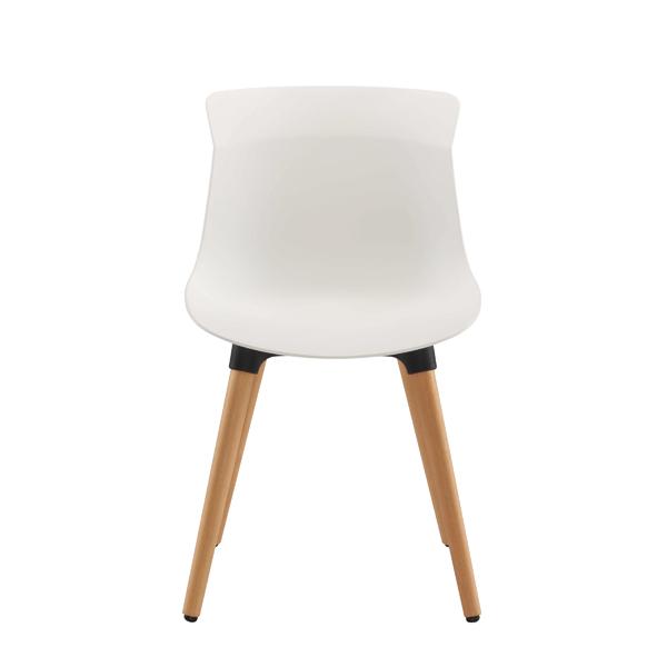 Jemini White Nuovo Bistro Chair