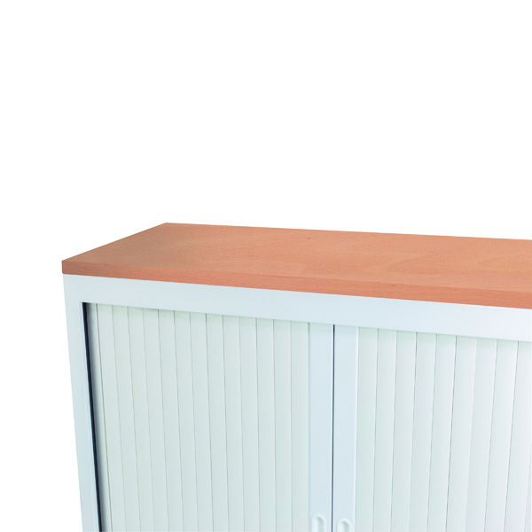 Image for Talos Cupboard Wooden Top Beech W1000 x D450 x H25mm TCS-CUP-TOPBE