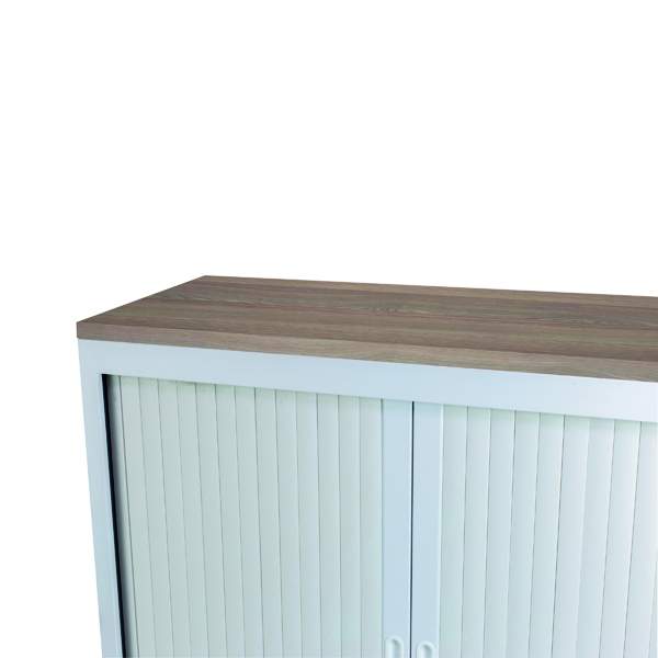 Image for Talos Cupboard Wooden Top Dark Walnut W1000 x D450 x H25mm TCS-CUP-TOPDW