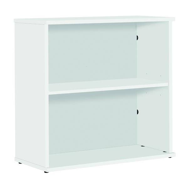 Serrion Bookcase 740x340x800mm White