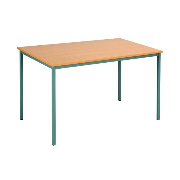 Serrion Rectangular Table 1200mm Bavarian Beech ERECT1200BE