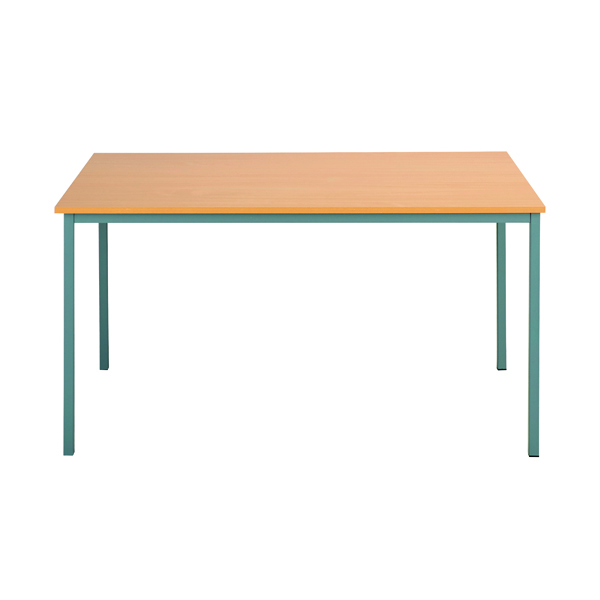 Serrion Rectangular Table 1500mm Bavarian Beech ERECT1500BE