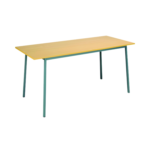 Serrion Rectangular Table 1800mm Ferrera Oak ERECT1800OK