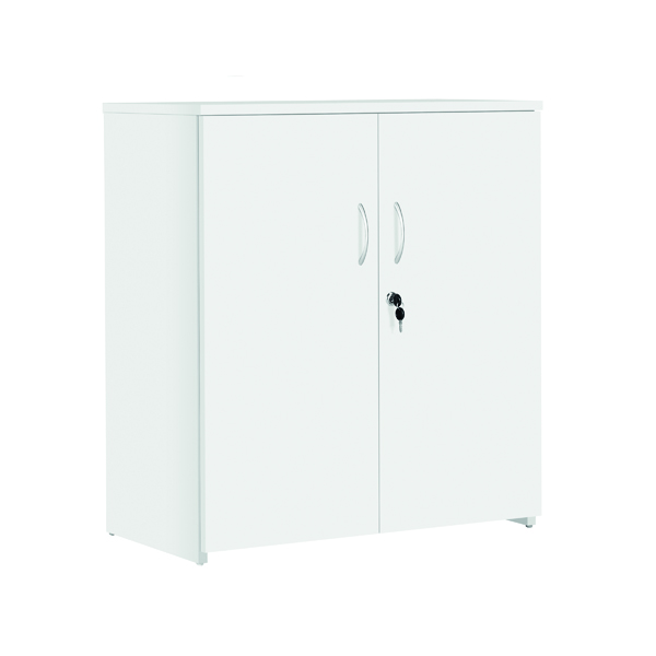Serrion Small Cupboard 800mm White