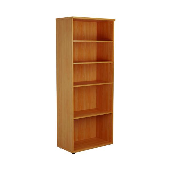 First 2000 Wooden Bookcase 450mm Depth Beech