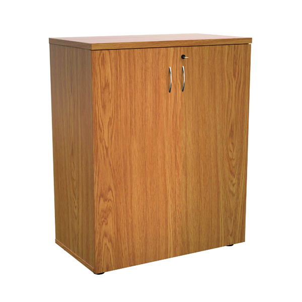 Jemini 1000 Wooden Cupboard 450mm Depth Nova Oak