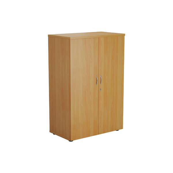 Jemini 1200 Wooden Cupboard 450mm Depth Beech