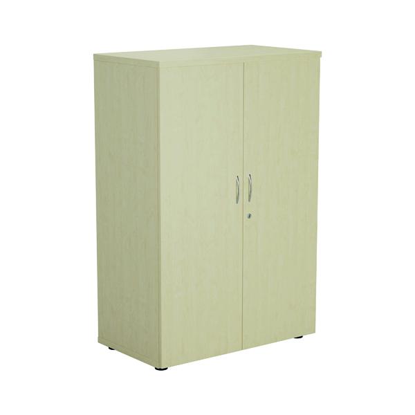 Jemini 1200 Wooden Cupboard 450mm Depth Maple