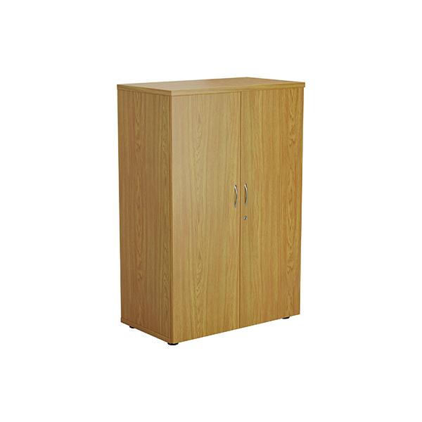 Jemini 1200 Wooden Cupboard 450mm Depth Nova Oak