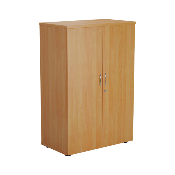 Jemini 1600 Wooden Cupboard 450mm Depth Beech