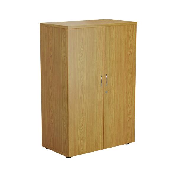 Jemini 1600 Wooden Cupboard 450mm Depth Nova Oak