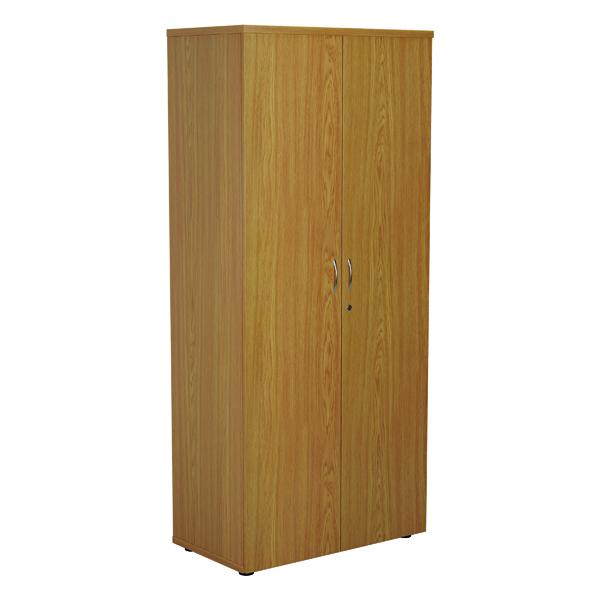 Jemini 1800 Wooden Cupboard 450mm Depth Nova Oak