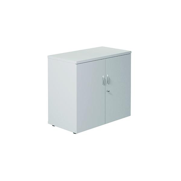 Jemini 700 Wooden Cupboard 450mm Depth White