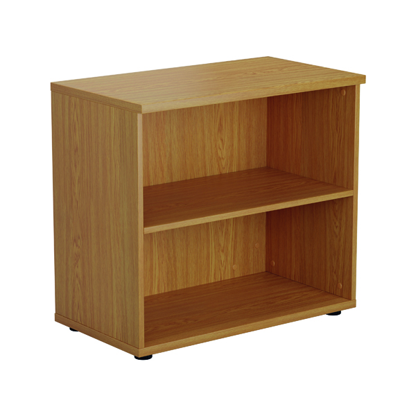 Jemini 700 Wooden Bookcase 450mm Depth Nova Oak