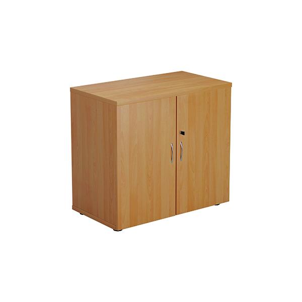 First Wooden Storage Cupboard 800x450x730mm Beech