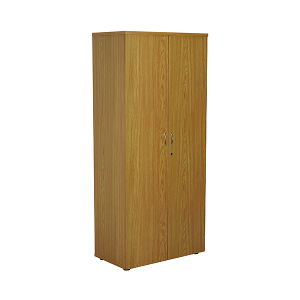 FF First Wooden Storage Cupboard 1800mm Nova Oak WDS1845CPNO