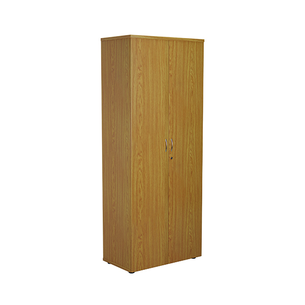 First Wooden Cupboard 800x450x2000mm Nova Oak