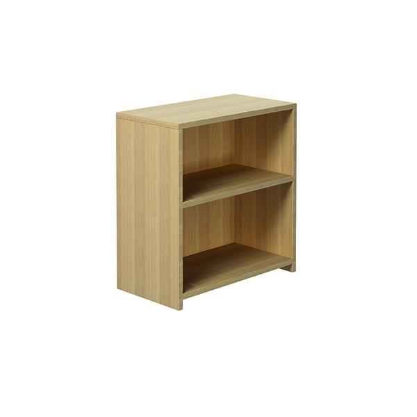 Serrion Premium Bookcase 800mm Ferrera Oak