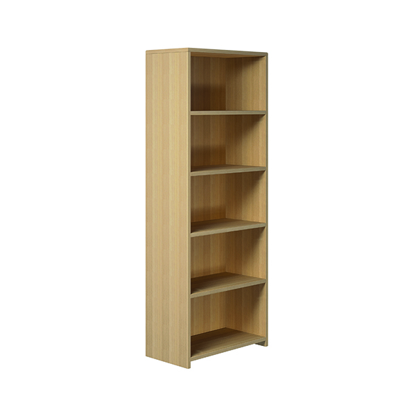 Serrion Premium Bookcase 2000mm Ferrera Oak