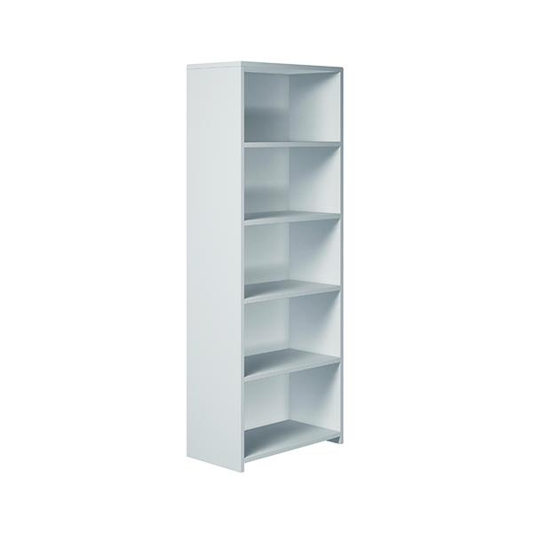 Serrion Premium Bookcase 750x400x2000mm White