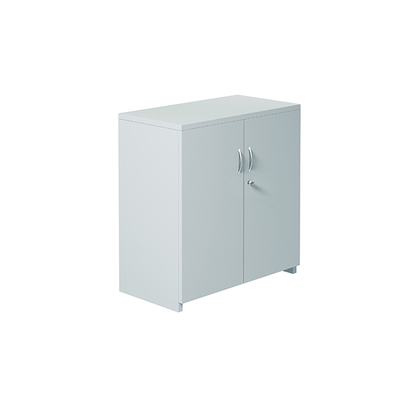 Serrion Premium Cupboard 800mm White