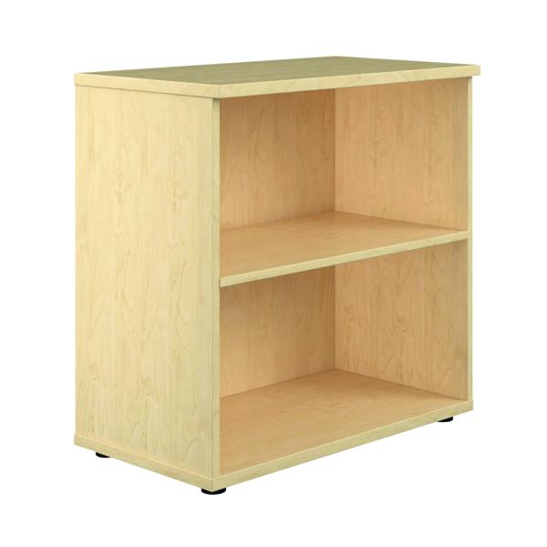 Jemini 800 Bookcase D450mm Maple
