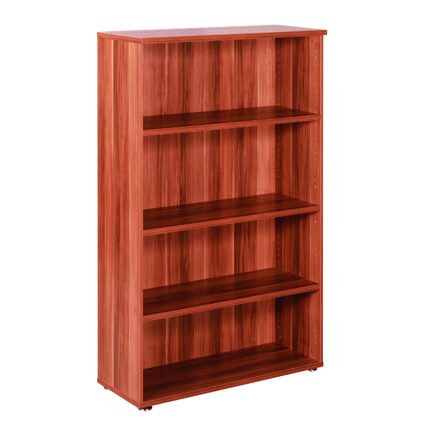 Image for Avior Cherry 1600mm Bookcase KF838271