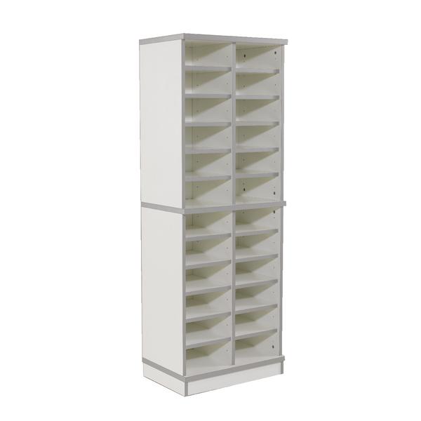 Image for Jemini Double Sorter Unit Extension Kit White KF838547