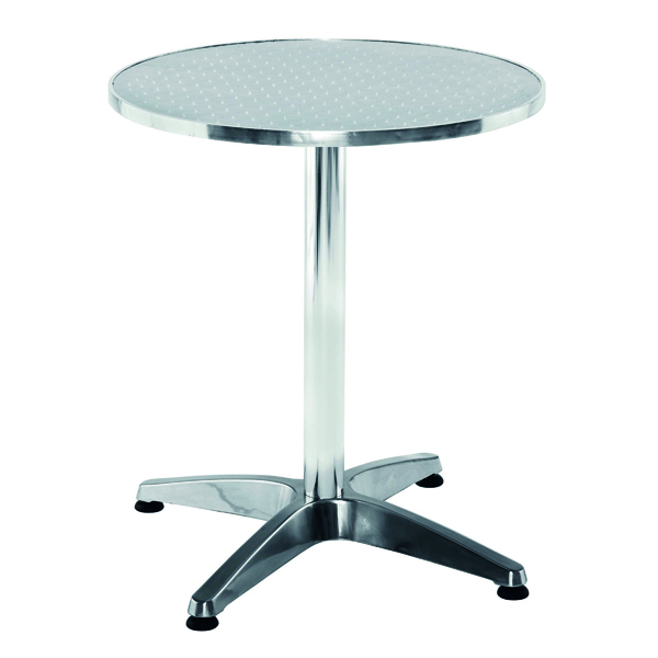 FF First Aluminium Round Table FRCH0651