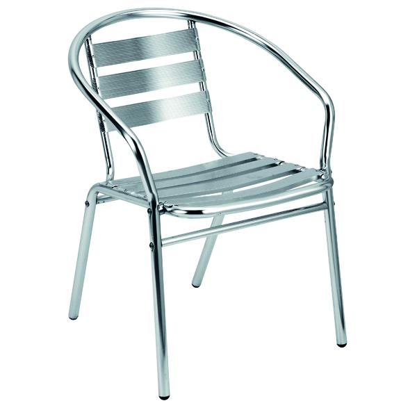 FF First Aluminium Chair FRCH0653