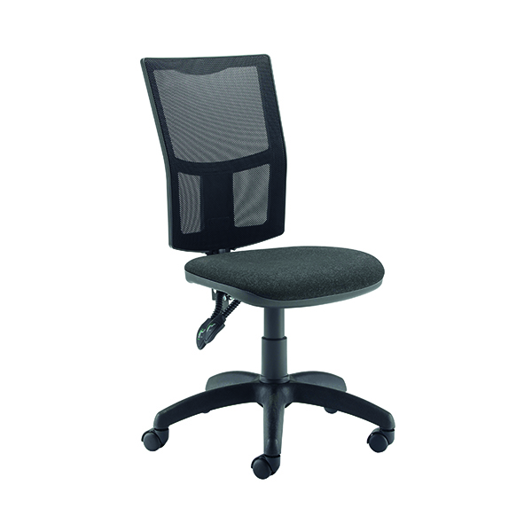 FF First Medway Mesh High Back Operator Chair Black CH2803TC4CH