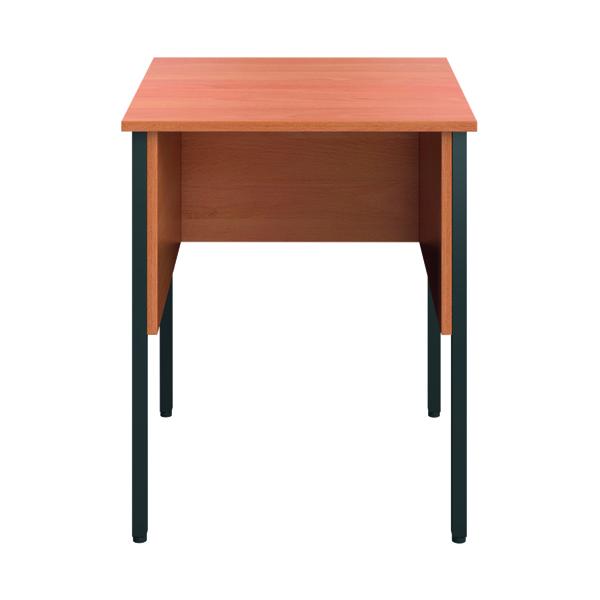 Image for Eco Midi Homework Desk 600mmx600mm Beech ECMHD6060BE