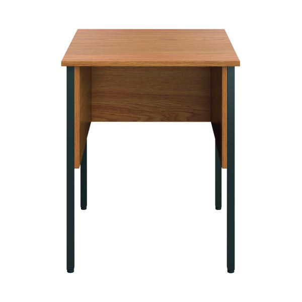 Eco Midi Homework Desk 600mmx600mm Oak ECMHD6060OK