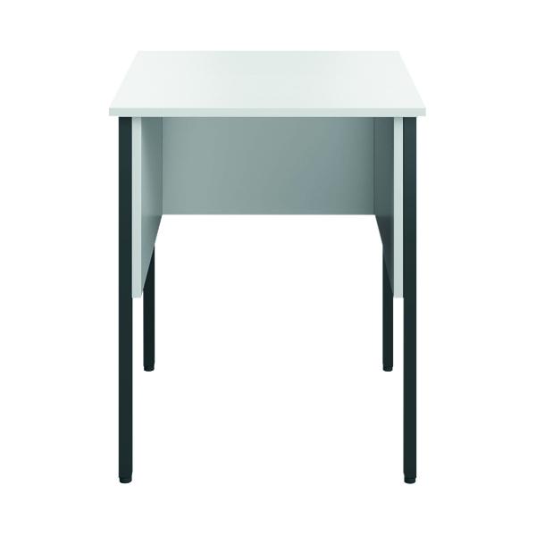 Eco Midi Homework Desk 600mmx600mm White ECMHD6060WH
