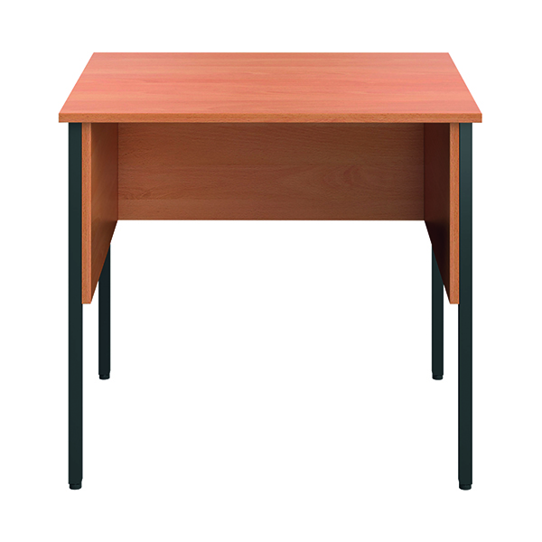 Eco Midi Homework Desk 800x600mm Beech
