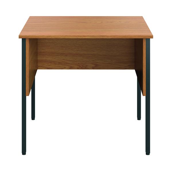 Eco Midi Homework Desk 800x600mm Oak ECMHD8060OK