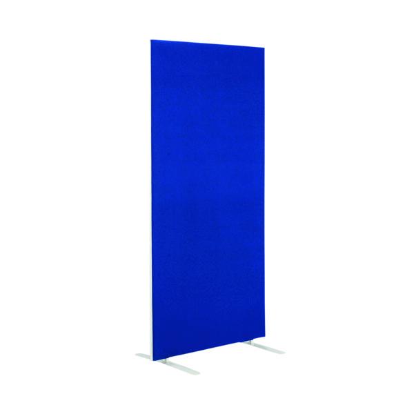 Jemini Floor Standing Screen 1200x25x1800mm Blue