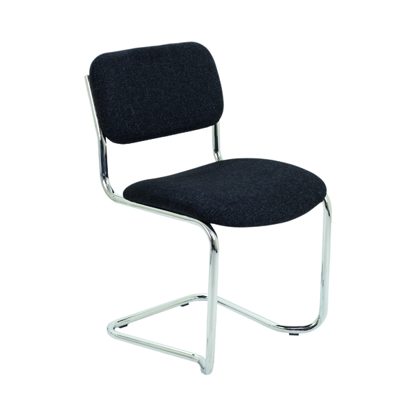 Jemini Summit Meeting Chair Charcoal